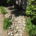 french drains and irrigation